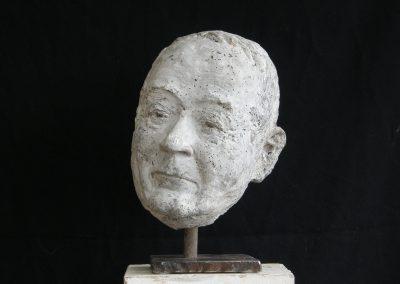 Helmut M., Steinguss-Stahl, 2015