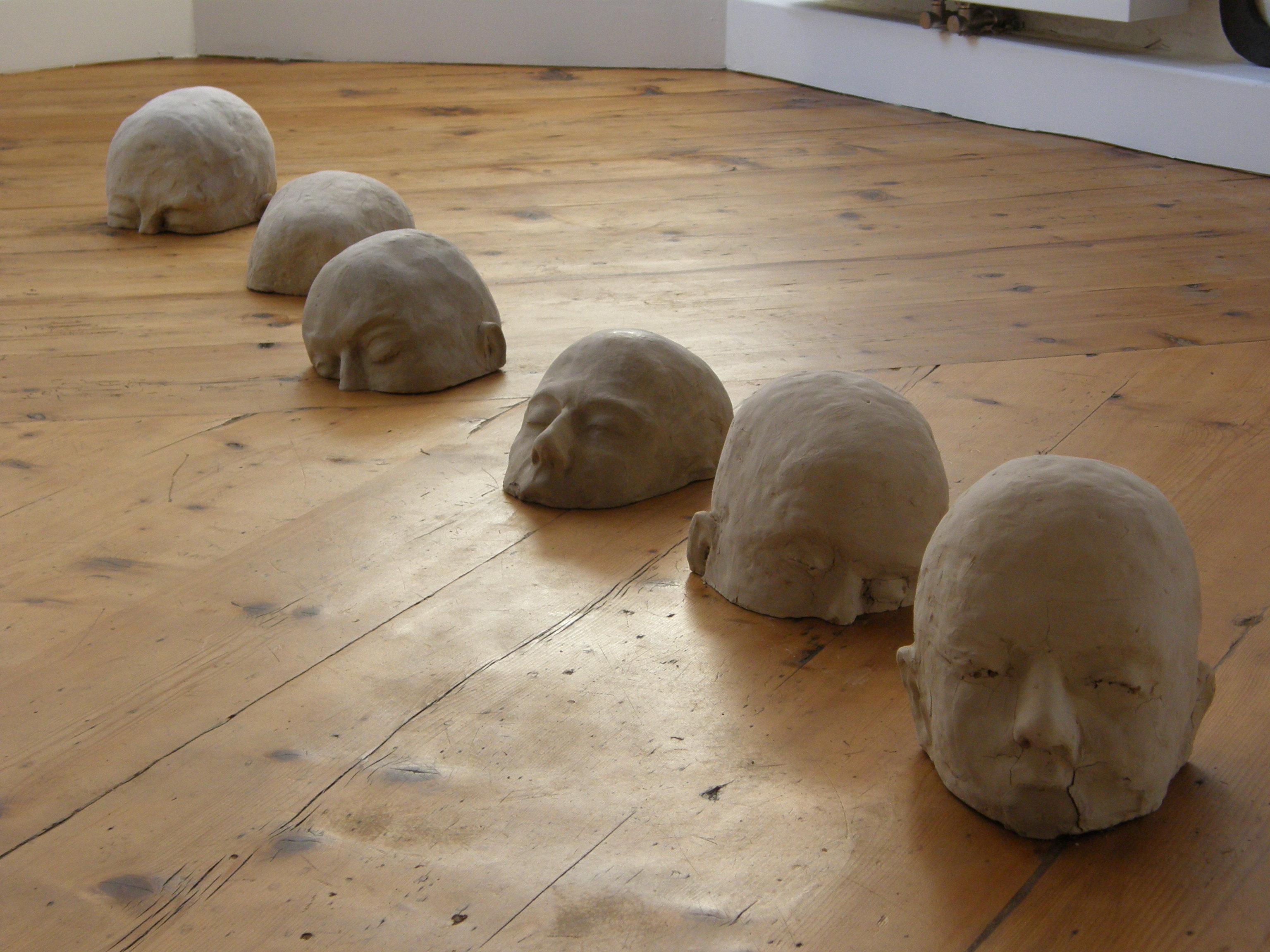 """""""Traumgesichte"""" Ton, 2011"""