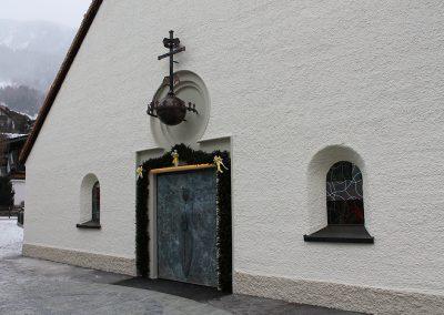 Einweihung der renovierten Kirche Nov. 2012